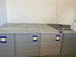 Lot Of 15 Hon Lateral Filing Cabinets - Carson City, Nv