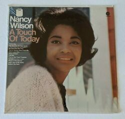 Nancy Wilson A Touch Of Today Vinyl Record Lp New Sealed Capitol Sm-2495