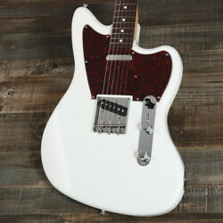 Fender Japan 2021 Limited Offset Telecaster Rosewood Fingerboard Olympic White