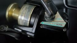 Daiwa Ps1605bl Long Cast Spinning Fishing Reel High Speed 5.2.1 Works Great
