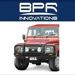 Arb Deluxe Bull Bar For 1985-on Land Rover Defender 90,110,130 - 3432300
