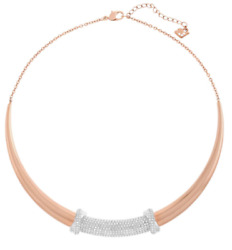Genuine Wave Necklace Rose Gold - Rrp 280 - Discontinued