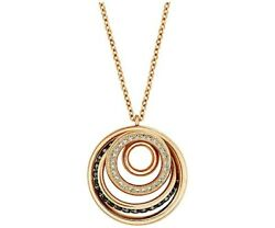 Genuine Sweater Necklace Rose Gold - Rrp 265 - Discontinued