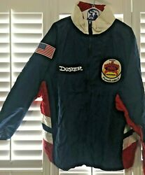 Plymouth Rapid Transit Duster Jacket Xl