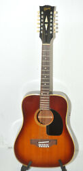 1960and039s Gibson B45-12 Acoustic 12-string Guitar W/ Hard Case Restoration Project