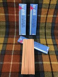 Eberhard Faber Machine Eraser Strips Pink No 74 75215 New Lot Of 2 Boxes + Extra