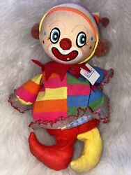 Vintage Musical Schmid Clown Doll 270 The Song Is Send In The Clowns