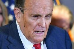 Rudy Giuliani Glossy Poster Picture Photo Banner Print Mayor Trump Lawyer 6615