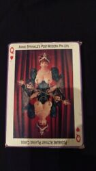Annie Sprinkle's Post-modern Pinups Pleasure Activist Playing Cards Complete Set