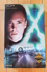 Sideshow Collectibles X-files Alex Krycek 12 Collectible Ultra Rare