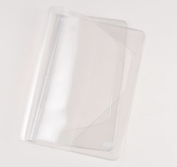Hobonichi: Cover on Cover for Planner Original A6 Clear Cover Genuine Hobonichi $6.50