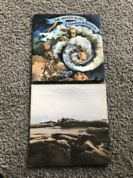 The Moody Blues Lp Lot - Seventh Sojourn And Question Of Balance 1970 1972. Ex