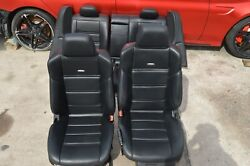 2012 W218 Mercedes Cls63 Cls550 Amg Sport Front And Rear Seats Seat Set Complete