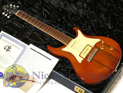 Giffin Guitars Model-t Special Caramel 2007