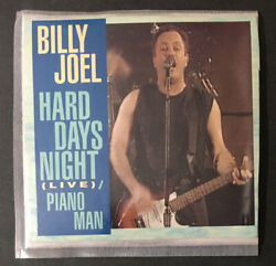 Billy Joel Rare Official Cd - Hard Days Night Live Piano Man Acoustic 1994 Sony
