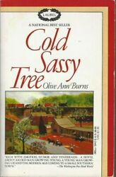 Cold Sassy Tree By Olive Ann Burns 1986 Brand New Paperback Antique Vintage Book