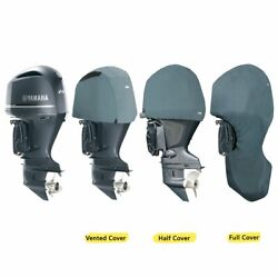 Oceansouth Outboard Covers For Yamaha F225f, F250d, F300b V6 4.2l 2010