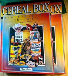 Cereal Box Bonanza By Scott Bruce - Collectible 1950s Cereal Boxes And Premiums