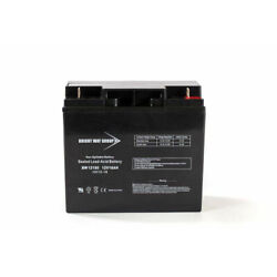 Thoratec Laboratories Cs600x 12v 18ah Nb Mobility Scooter Replacement Battery