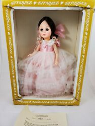 Vintage 1983 Effanbee Tara From Dolls Of Your Dreams Collection 451 Of 1200