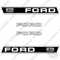 Ford 276 Decal Kit Tractor - 7 Year 3m Vinyl Decal Upgrade