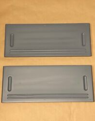 Replacement Inspection Window For Manitowoc Part 000006589 Pk Of 2 - Gray
