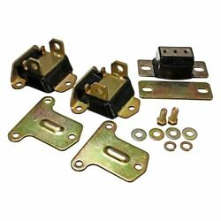 Energy Suspension Engineandtransmision Mounts For Chevelle Camaro 68-73 - 3.1122g