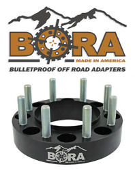 Bora 4.5 Wheel Spacers For John Deere 3039r Rear Axle Only - Usa Made