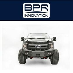 Fab Fours For 17-18 Ford F-250/350 Sd Premium Winch Front Bumpers - Fs17-a4151-1