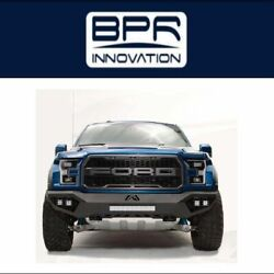 Fab Fours For 17-18 Ford F-150 Vengeance Series Pre-runner Bumpers- Ff17-d4352-1