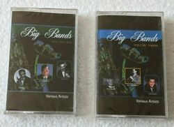 Best Of The Big Bands Volume I And Iii New And Sealed Cassette Lot Jefferson Jazz