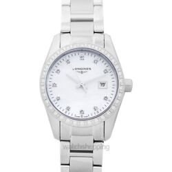 Longines Longines Conquest L22860876 Mother Of Pearl Dial Ladyand039s Watch