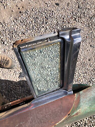 1956-1957 Chevrolet Bel Air Hard Top Rt Wing Vent Window Track Parts 57