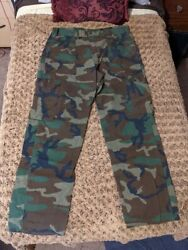 Menand039s Military Army Cargo Pants Cotton Multi Pocket Tactical Work - New 38x31