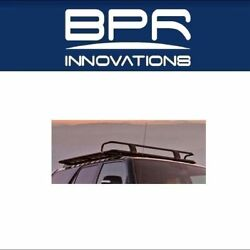Arb 4x4 Accessories Steel Roof Rack W/ Touring Basket 70.5 X 47.25 Inch 3813200