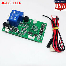 Jy-15a Coin Operated Time Control Pcb Timer Board For Coin Tv Machine Parts Usa