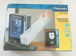 Celestron Discovery Expedition Projection Weather Station W Outdoor Sensor
