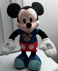 Disney Mickey Mouse Clubhouse Hot Diggity Dog Dance And Play Toy Works Great