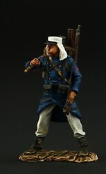 Tin Soldier, Collectible French Foreign Legion, Bugler, 1903 54 Mm, Morocco