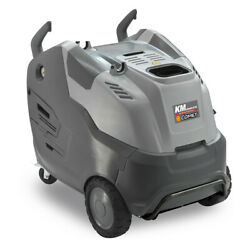 Comet Km Classic 3.11 150 Bar Hot And Cold Electric Industrial Pressure Washer