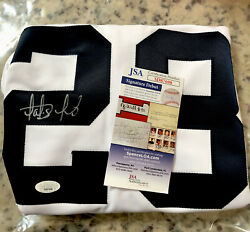 Fernando Tatis Jr Authentic Rookie Year Autographed Majestic Padres Jersey