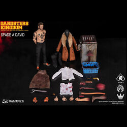 Damtoys Gk022 1/6 Gangsters Kingdom Spade A David Action Figure Doll Collectible