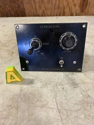Carlisle And Finch C5777-s Electric Joystick Controller For Use W/ Searchlight 19