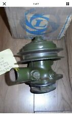 Hard To Find Austin Healey 100-4 Original Water Pump With Pulley Reconditioned