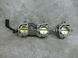 Omc Oem Upper And Lower Throttle Body And Link 0436124
