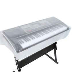 30xkeyboards Cover Electronic Organ Digital Piano Dust Cover Transparent Grind