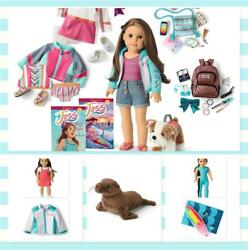 American Girl 2020 Girl Of The Year Jossand039 World Mega Set Collection 12 Items New