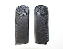 Browning 1922 Fn Reproduction Grip Covers,  Lanyard Notched