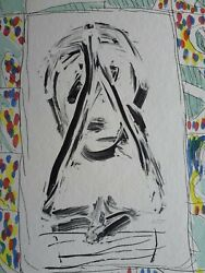 Pierre Alechinsky 3 Color Etchings, Par Experience, Hand Signed, 19/75, 1976