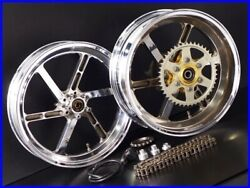 1994 Gpz900r A7 Hipoint 17inch Plating Wheel Front And Rear Set Gpz750r Yyy